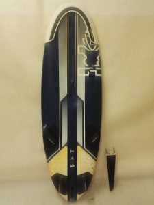 Starboard Isonic 118l 2019r. READY TO FOIL ud.111.19